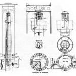 Die Detailzeichnungen der Rotorenanlage