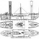 Generalplan der 'Buckau'